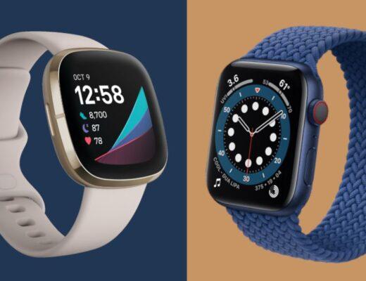 Apple Watch против Fitbit