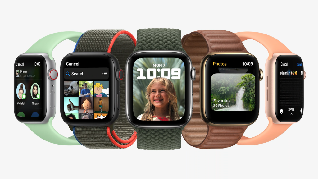 Вот как загрузить watchOS 8 на Apple Watch 3 или новее
